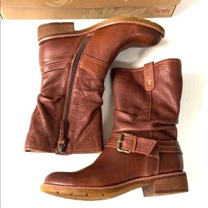 NEW Sofft leather boots